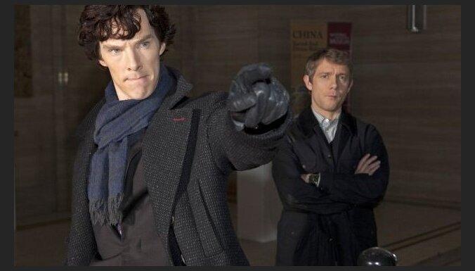 """Сериал """"Шерлок"""" продлили на четвертый сезон"""