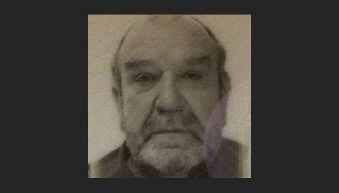 ФОТО: Разыскивается пропавший без вести 61-летний рижанин