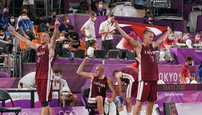 У Латвии — золото в баскетболе 3x3. Что это за спорт и как латвийцы сделали его своим?