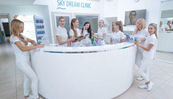 Jaunums: atvērts pirmais profesionālās mikropigmentācijas un kosmetoloģijas centrs 'Sky Beauty'