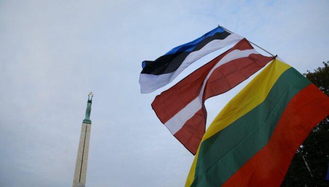 Baltijas valstu līderi aicina ievērot trīs piesardzības likumus Covid-19 pandēmijas laikā