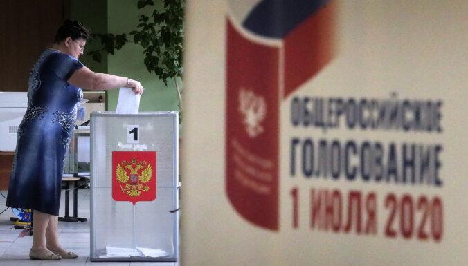 Новая Конституция России: в чем суть поправок?