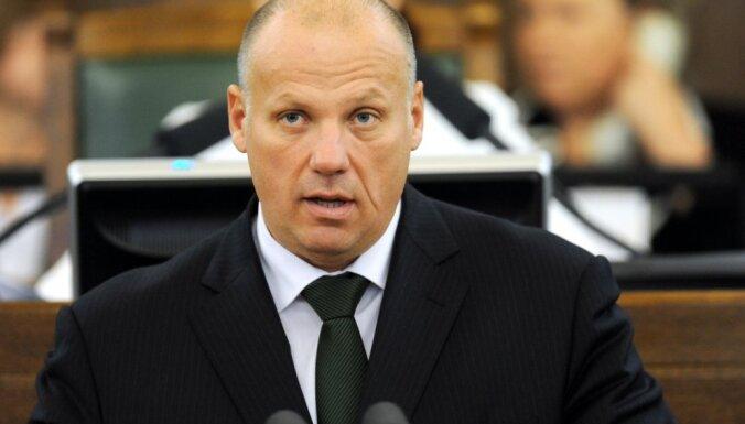 """""""Силач"""" Бергманис стал министром обороны Латвии"""