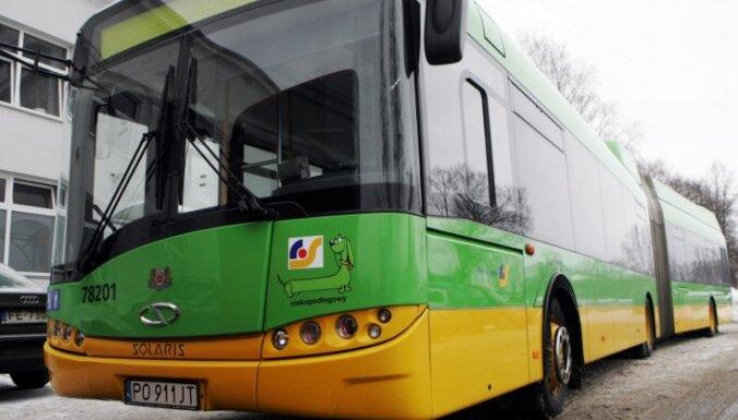 Rīgas satiksme покупает автобусы Solaris за 75,8 млн. евро