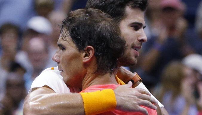 US Open: Серена разгромила Винус, Хачанов 4,5 часа бился против Надаля