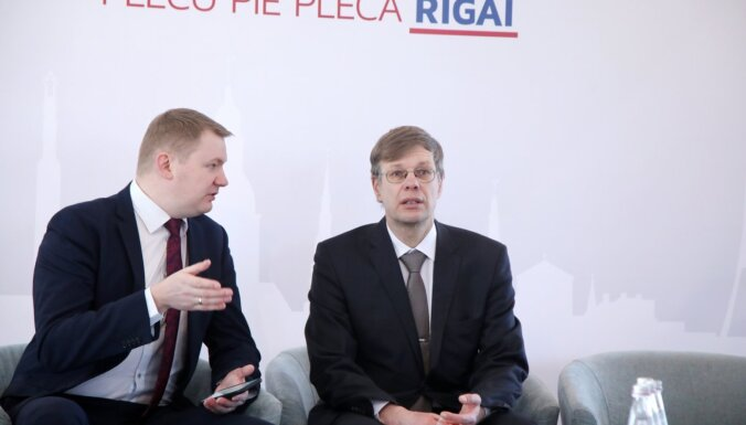 Nacionālā apvienība un LRA darbam Rīgas domē novelk sarkanās līnijas arī pret GKR