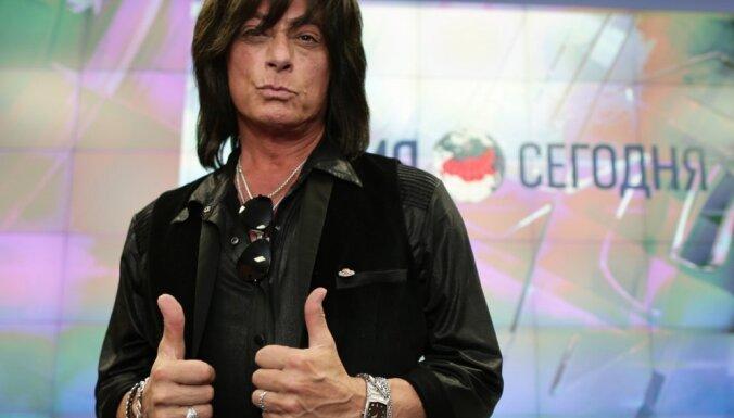 Bijušais 'Deep Purple' vokālists Krimā slavē Putinu; pārcelsies dzīvot uz Baltkrieviju