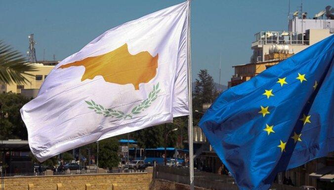 Eirozonas glābšanas fonds piešķir Kiprai pirmo maksājumu