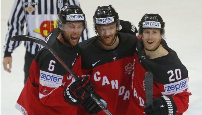 Канада сохранила первое место в рейтинге IIHF, Латвия замыкает дюжину сильнейших