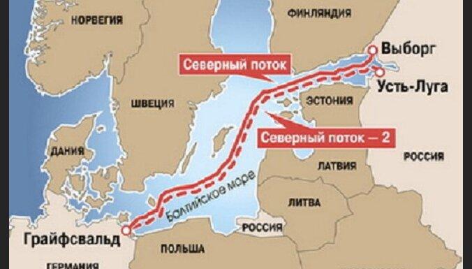 Телеканал: Российские газопроводы раскалывают Европу даже на стадии проекта