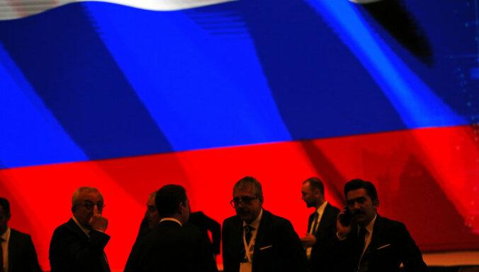 """Бундестаг призвал """"сделать первый шаг"""" в снятии санкций с России"""