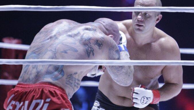 Возвращение на ринг Федора Емельяненко оценили в $2,5 млн