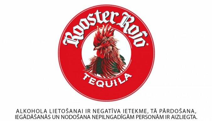 'Amber Beverage Group' uzsāk jaunas, premiālas tekilas 'Rooster Rojo®' ražošanu Meksikā