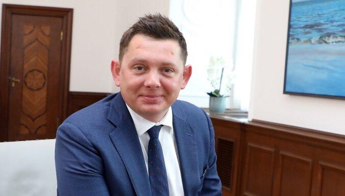 Дело депутата Кайминьша передано в прокуратуру: KNAB считает, что он подделывал бухгалтерские документы