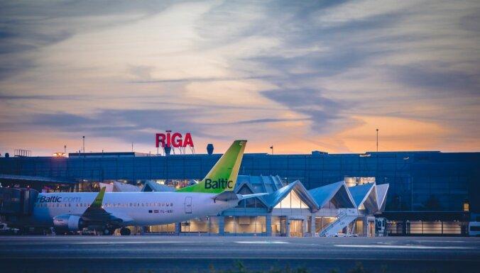"""Еврокомиссия утвердила выделение 39,7 млн евро на рекапитализацию аэропорта """"Рига"""""""