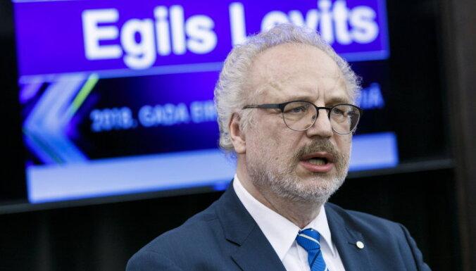 Если депутаты сдержат обещания, Левитс получит на выборах президента Латвии по крайней мере 55 голосов