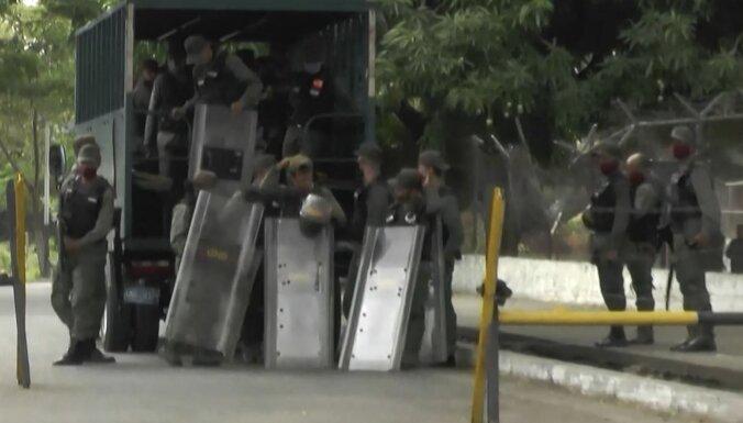 Dumpī cietumā Venecuēlā 47 bojāgājušie
