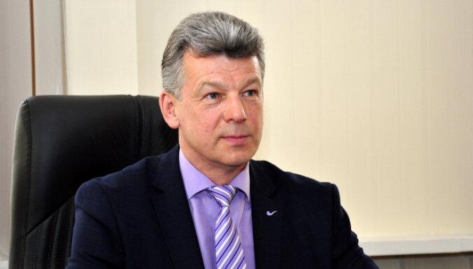 KNAB aizturējis bijušo Daugavpils mēru Eigimu (plkst. 14.32)