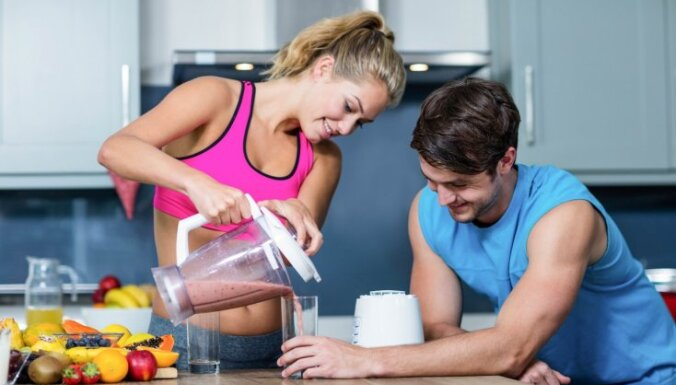 Zaudēt svaru vai audzēt muskuļus – kā ēst, lai treniņš nestu rezultātu