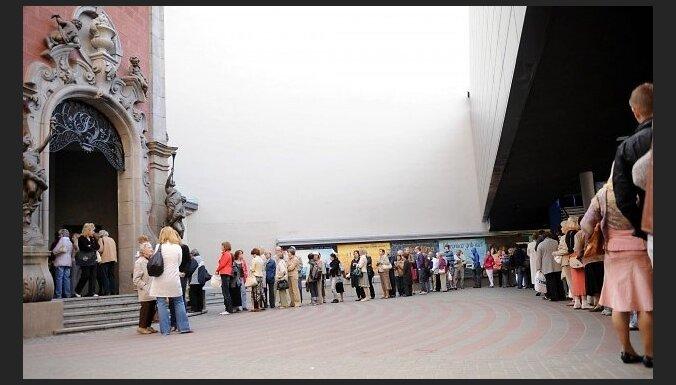Kultūras pasākumu biļešu cenas Latvijā piecu gadu laikā pieaugušas par 72,3%