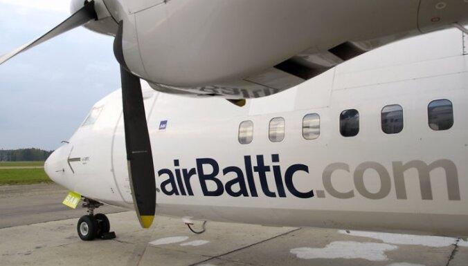 'Trasatlantic Holdings Company' apstiprina 11,5% 'airBaltic' akciju iegādi; kritizē valsts rīcību