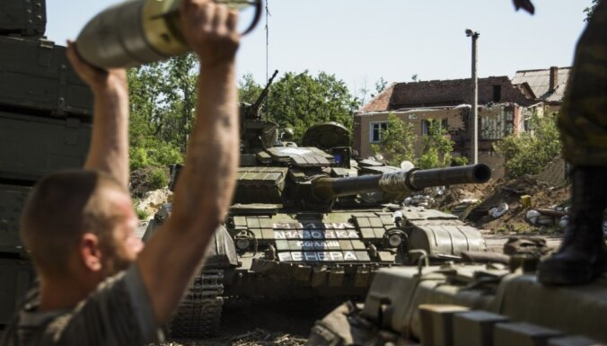 Киев заявил о начале отвода вооружений