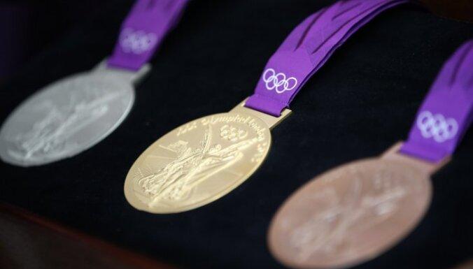 Neviens no Krievijas diskvalificētajiem sportistiem šogad nav atdevis savu olimpisko medaļu