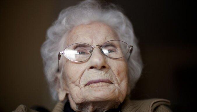 Miris pasaulē vecākais cilvēks