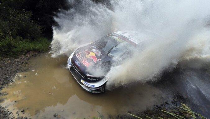 Noslēdzošajā WRC posmā Austrālijā cīņa par titulu saasinās