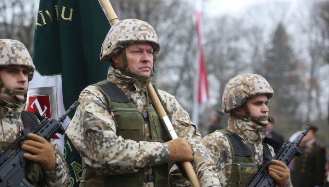 Расширение армии Латвии: политики не против