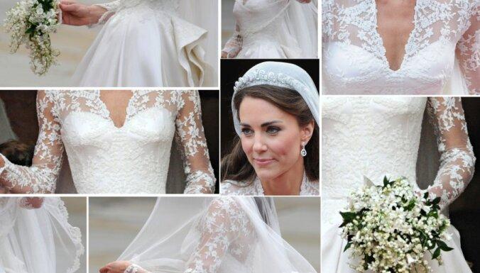 Keita Midltona, karaliskās kāzas