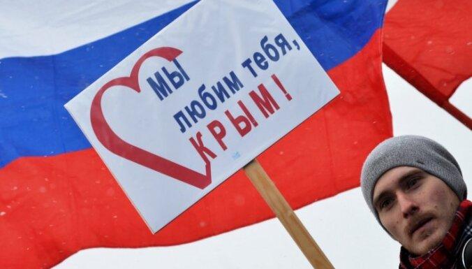 Евросоюз расширил санкции против России из-за Крыма