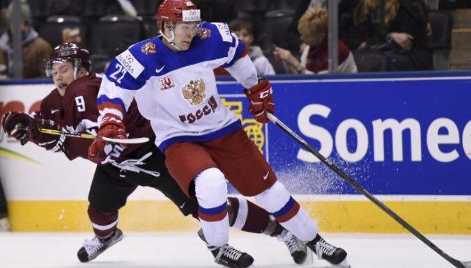 Russia Danil Yurtaikin, Latvia Rihards Puide