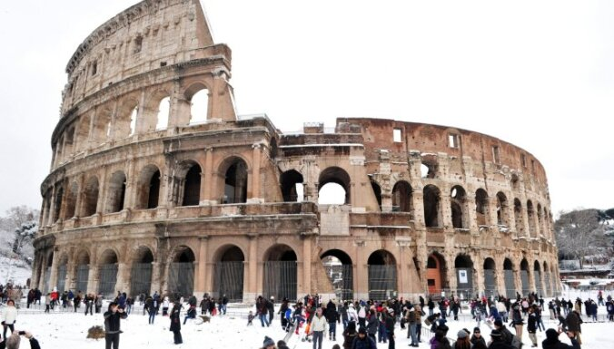 В Риме и Милане из-за смога запрещают автомобили