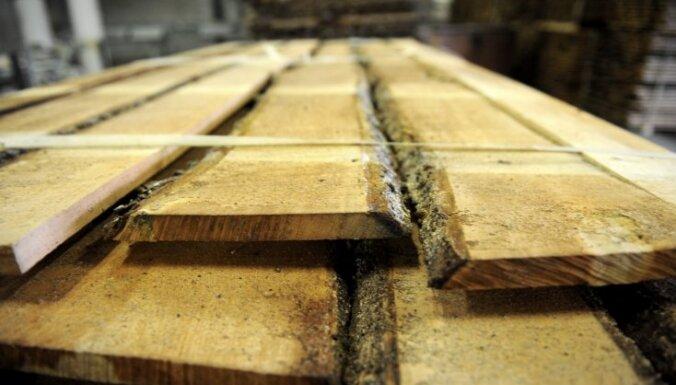 Эксперт: в начале этого года не прогнозируется резкого роста цен на древесину