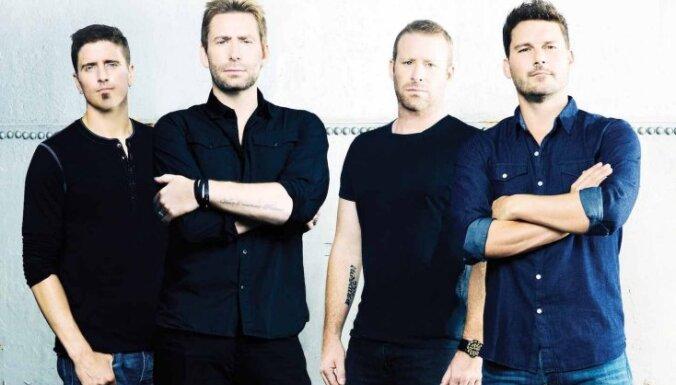 Lietuvā uzstāsies grupa 'Nickelback'
