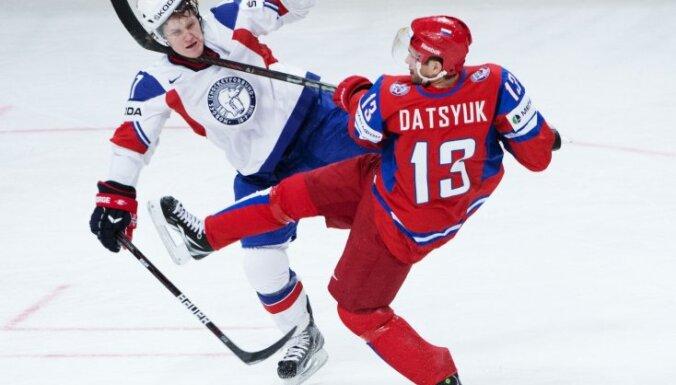 Дацюка и Тарасенко не отпустили на чемпионат мира
