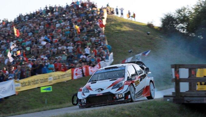 Vācijā atcelts paredzētais WRC posms, bet Itālijā sacīkstes gaidāmas trīs nedēļas vēlāk