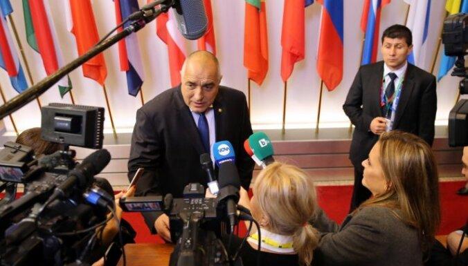 Bulgārijas premjers: uz robežu ar Grieķiju tiks nosūtīti karavīri