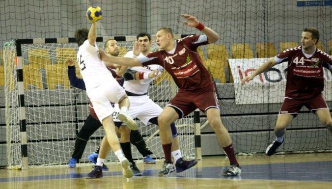 Rīgas Domes kausa izcīņā handbolā startēs Latvija, Slovākija, Igaunija un Itālija