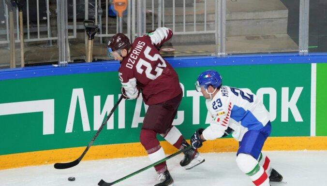PČ hokejā nedienas: IIHF varētu tikt sodīta par nelegālu azartspēļu reklāmu