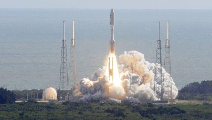 Ziemeļkorejā sākta degvielas uzpildīšana raķetē 'Unha-3'