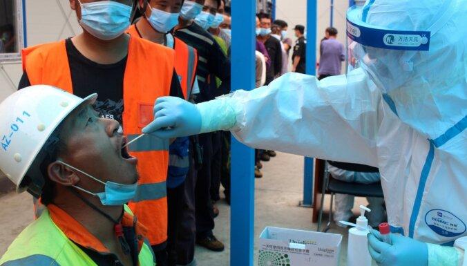 ВОЗ направляет в Китай экспертов для поиска нового источника коронавируса
