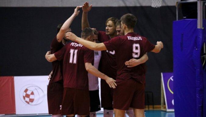 Сборная Латвии выиграла пятый матч в Серебряной Евролиге