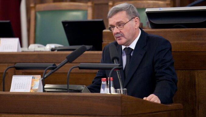 No 'Vienotības' ievēlētais Saeimas deputāts grib veidot vēl vienu Latgales partiju