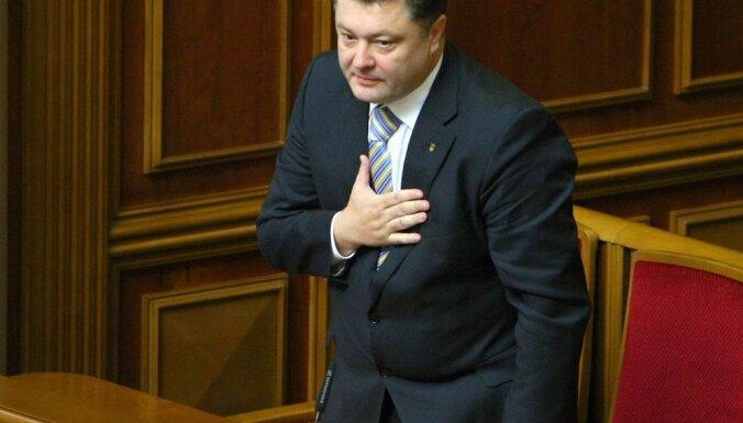 Порошенко и генсек ООН обсудили размещение миротворцев на Донбассе