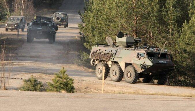 В сентябре в Риге пройдут курсы для командиров НАТО