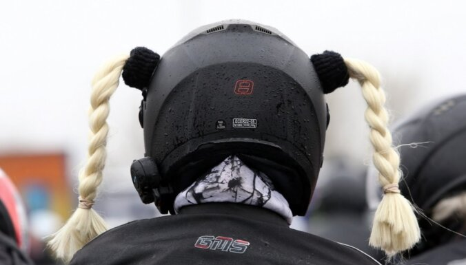 Из-за парада мотоциклистов в субботу в Риге введут ограничения движения