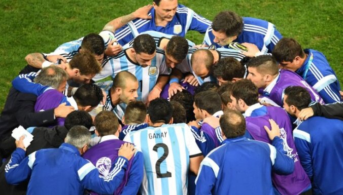 Nīderlande - Argentīna
