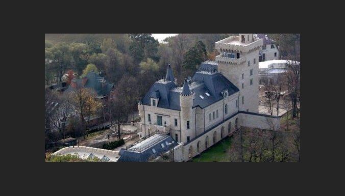 Пугачева будет встречать Новый год в замке Галкина